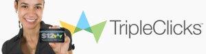 tripleclicks logo